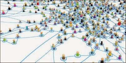 Κοινωνικά δίκτυα - Η δύναμη των ασθενών δεσμών.