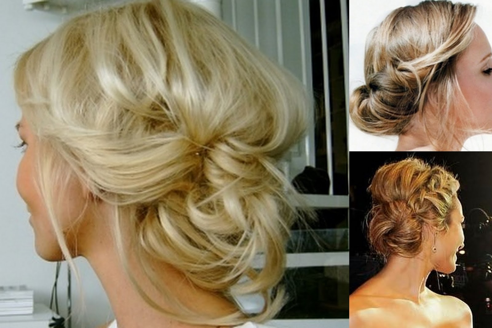 Wedding Hair Updo | Wedding Preparations | Coffee Beans and Bobby Pins