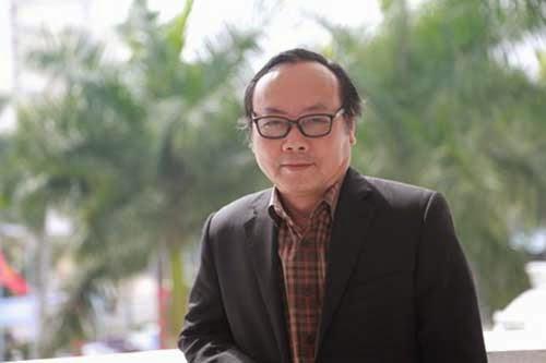 Nhà báo Trần Gia Thái