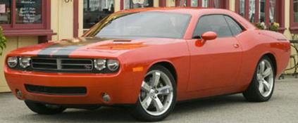 Dodge Challenger SRT8 RHD