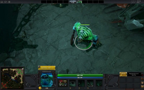 Tidehunter Dota 2 Item Build Dota 2 Tidehunter Background