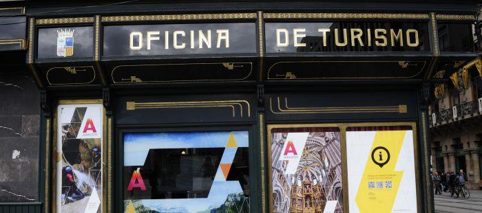 Gastroarag n turismo de arag n inaugura su oficina for Oficina de turismo de la comunidad de madrid