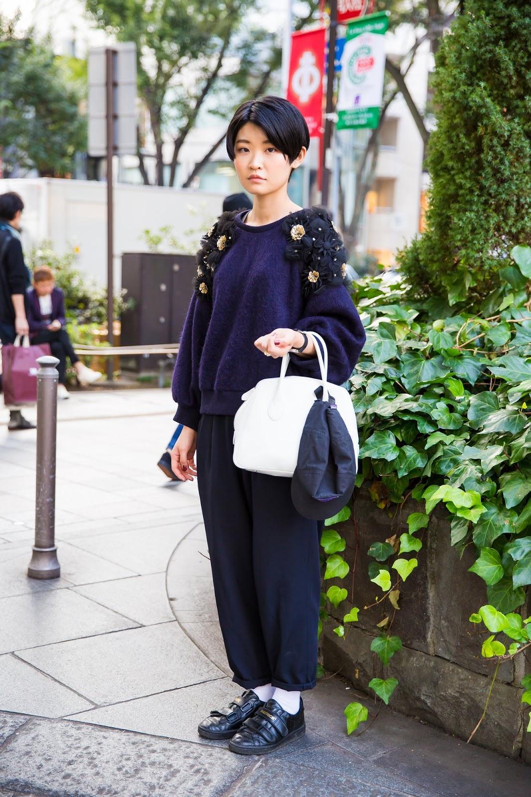 Chopstickloset Tokyo Fashion Week Street Style