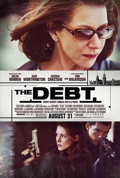 La Deuda [The Debt] 2011 DVDRip Subtitulos Español Latino Descargar 1 Link