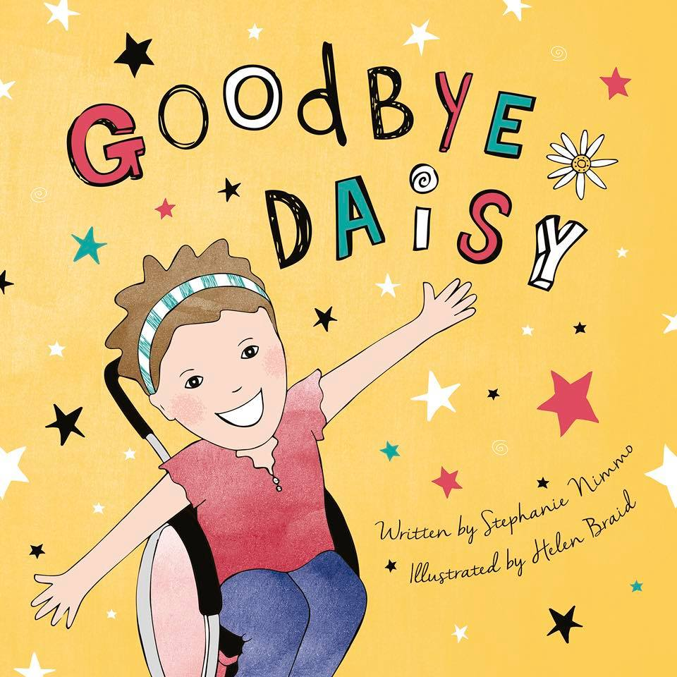 Order a copy of Goodbye Daisy