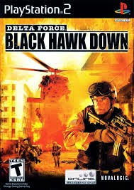 BLACK HAWK DOWN PS2