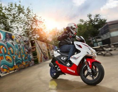 Yamaha Aerox 50 - scooter 50 phân khối