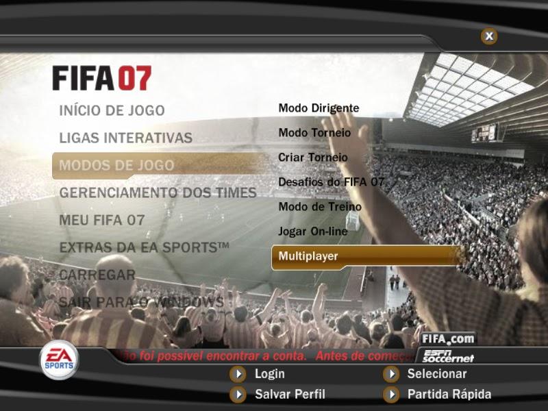Play online fifa 2007 descarca fifa 2018