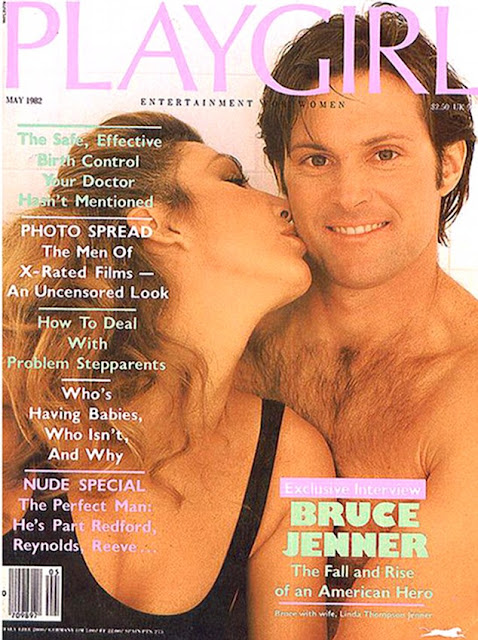 Bruce Jenner na playgirl