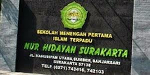 SMP Islam Terpadu Surakarta