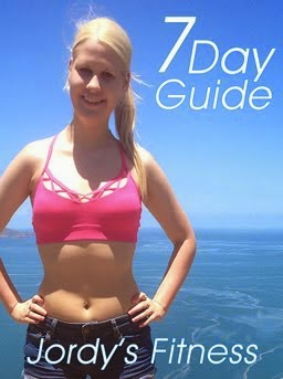 Jordys Fitness 7 Day Guide