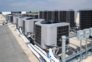 индустриална климатизация