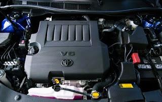 2015 Toyota Camry Atara S Specs Engine Performance