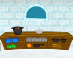 Must Escape the Ice Castle Solucion