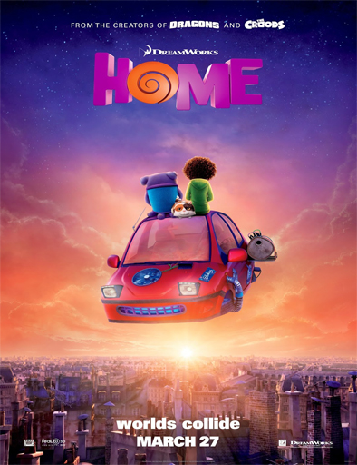 Home: No hay lugar como el hogar (2015)