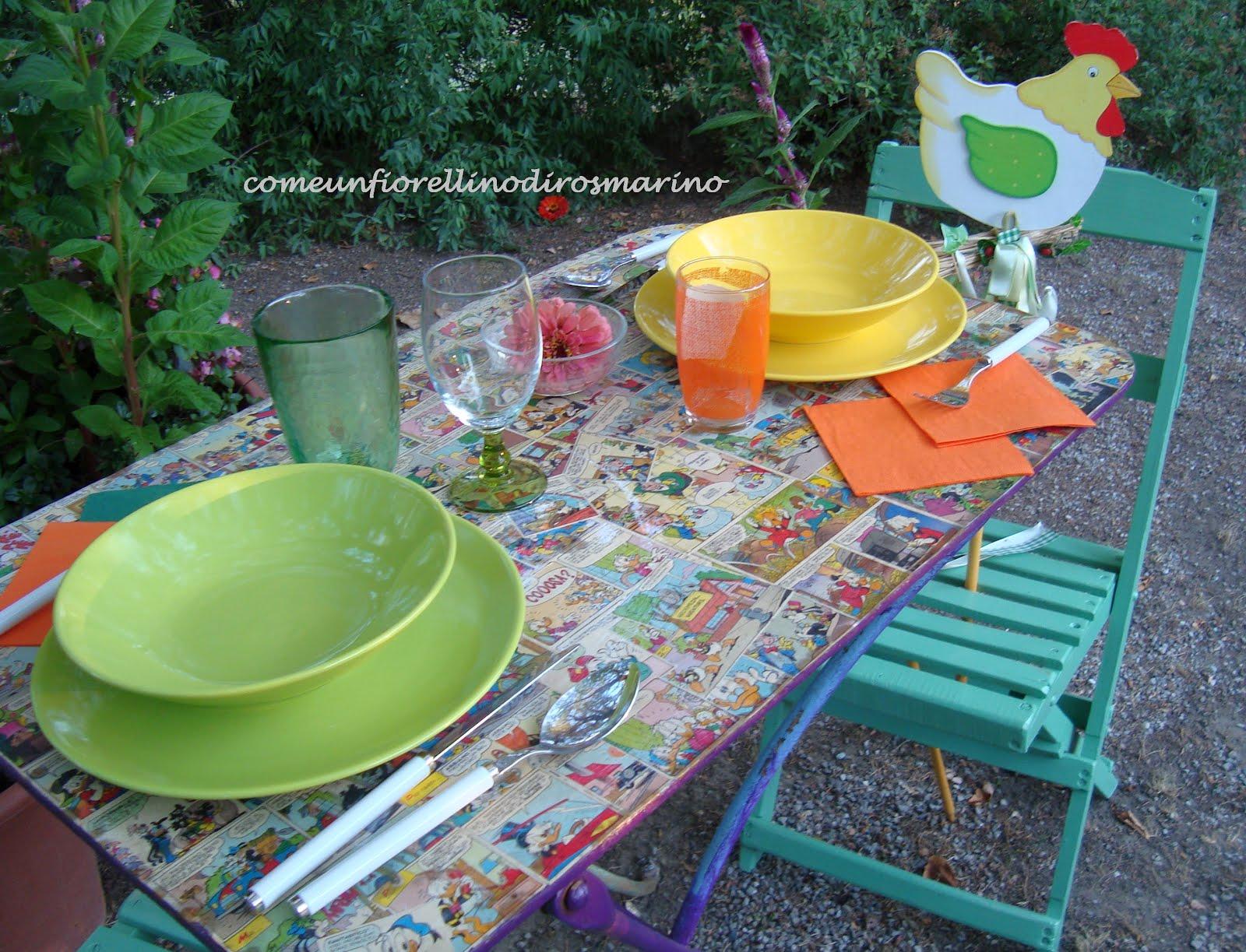 Come un fiorellino di rosmarino aggiungi un posto a tavola all 39 ora di pranzo a casa delle - Se sposti un posto a tavola ...