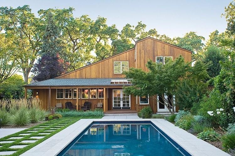 rumah kayu mewah & Bangunan Rumah Kayu Mewah Untuk Istirahat | Jasa Bangun Rumah Kayu ...