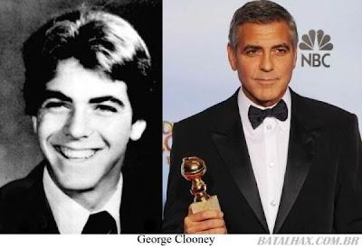 Fotos de celebridades quando eram jovens
