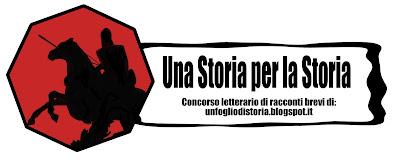 concorso letterario gratis Un foglio di Storia