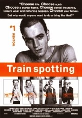 Carátula del DVD Trainspotting