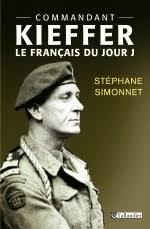Stéphane Simmonet, Commandant Kieffer, le français du jour J