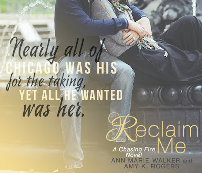 Reclaim Me Teaser Tuesday!