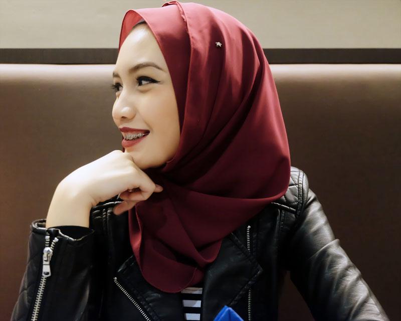 Smiling Hijabi