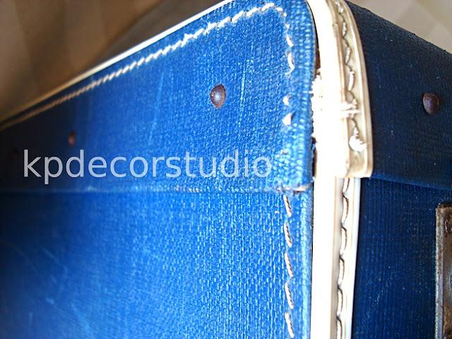 Venta de maletas de segunda mano de los años 70 para decoradores y productoras