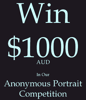 Anonymous Portrait Competition