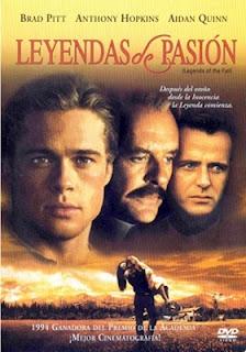 Leyendas de pasion - online 1994 - Drama romántico, Aventura