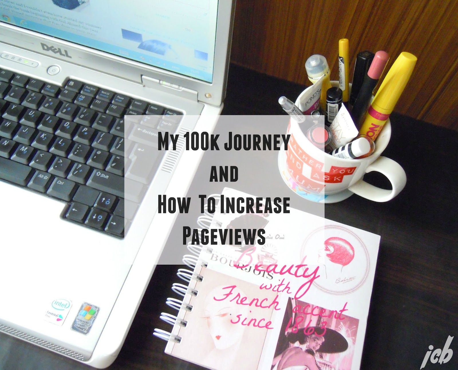 My 100k Journey and How to Increase Pageviews
