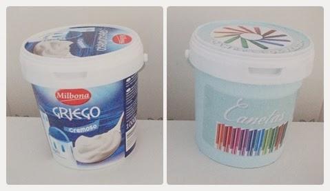 Reciclagem_balde_iogurte_grego_LIDL
