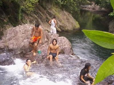 Gabao Falls of San Vicente, Garchitorena, Camarines Sur