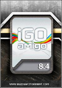 Baixar iGO AMIGO 8.4.3 - Dezembro de 2012 - Torrent