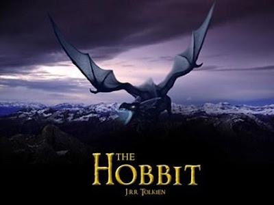 Cartel El Hobbit de Peter Jackson