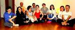 A. Jorge dinamizando workshop de Arte-Terapias em Aveiro (Essência Púrpura)...