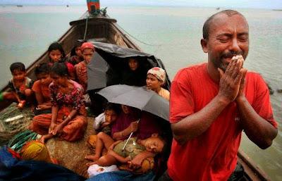 Sejarah Asal Usul Bangsa Rohingya di Myanmar