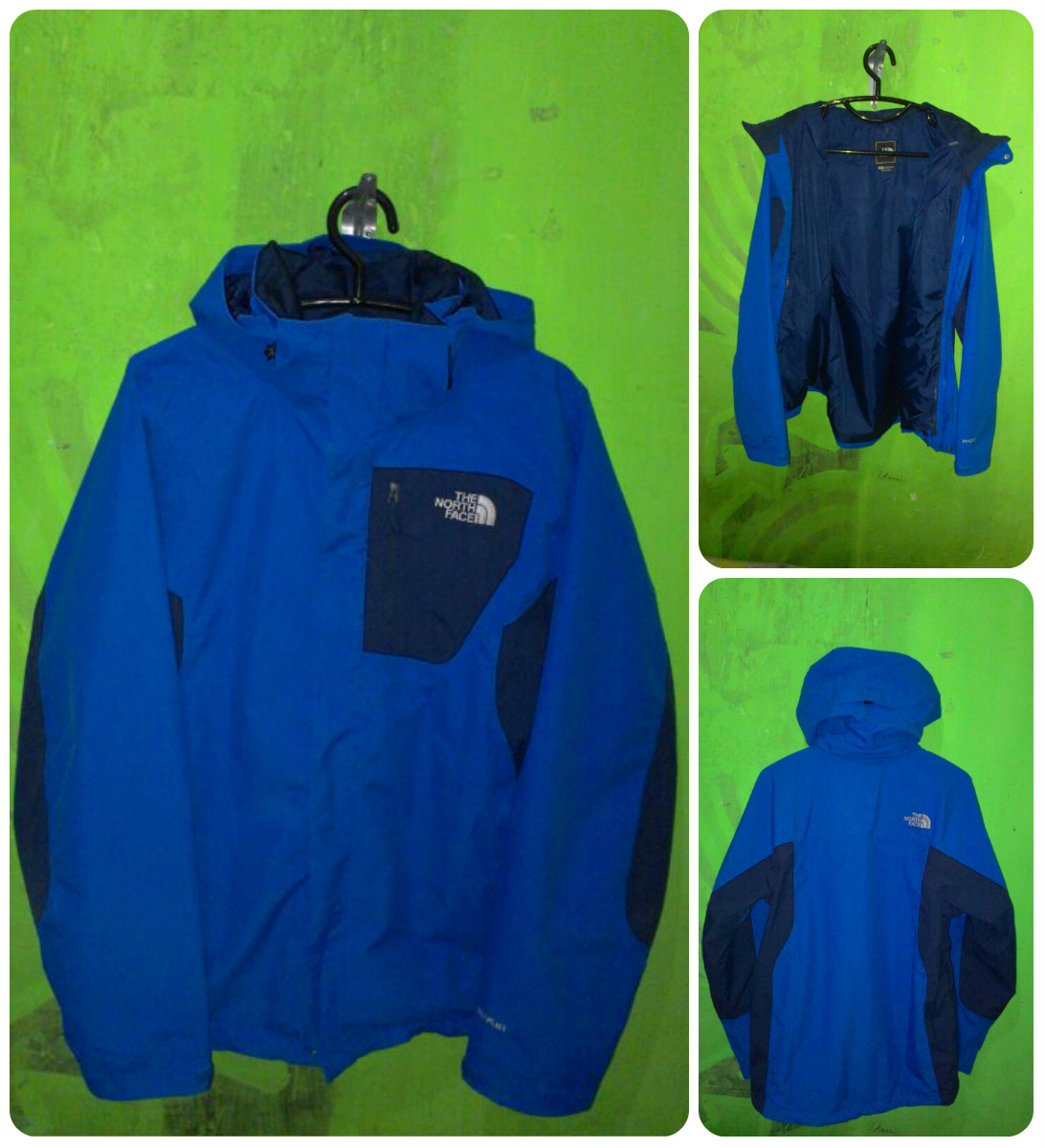Jaket The North Face Hyvent