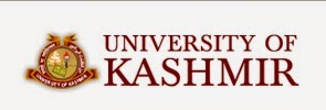 Kashmir University Result 2015