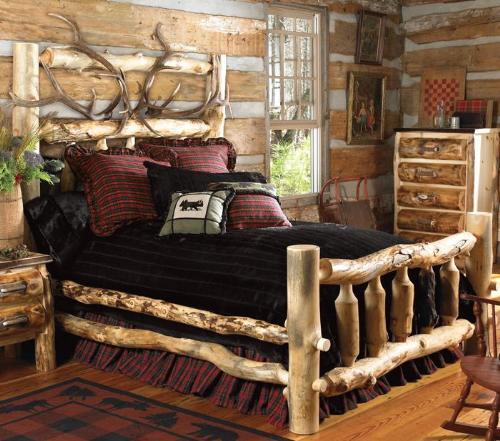 Decoraci n de dormitorios decoguia tu gu a de decoraci n - Decoracion habitaciones rusticas ...