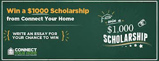 Connect Your Home Scholarship