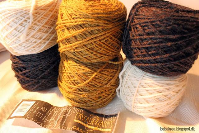 Cascade Yarns Peruvian Highland Wool Peruviansk Højlandsuld