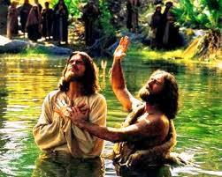 JOÃO BATISTA E JESUS CRISTO