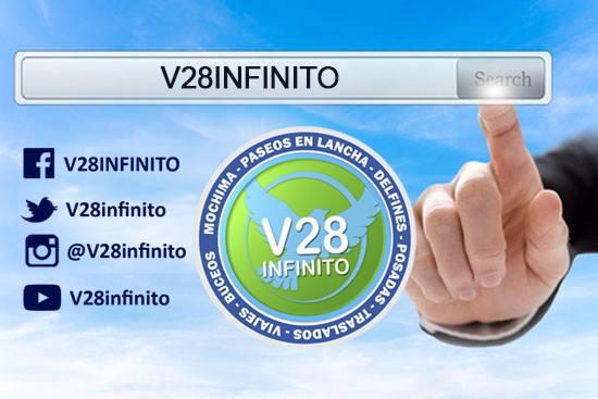 V28infinito en las Red