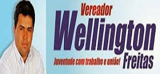 vereador wellington