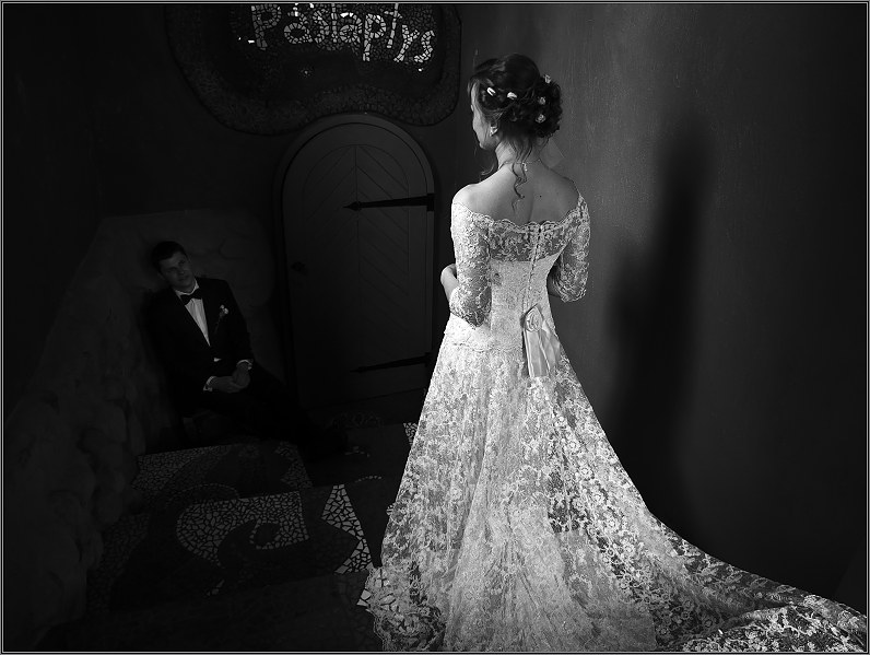 Aivos ir Edvino vestuvių istorija