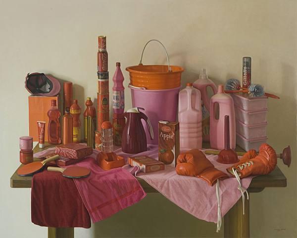 Claudio Bravo ~ Hyperrealist painter | Tutt'Art@ | Pittura ...