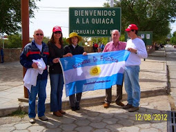 En la frontera, Argentina, Bolivia.
