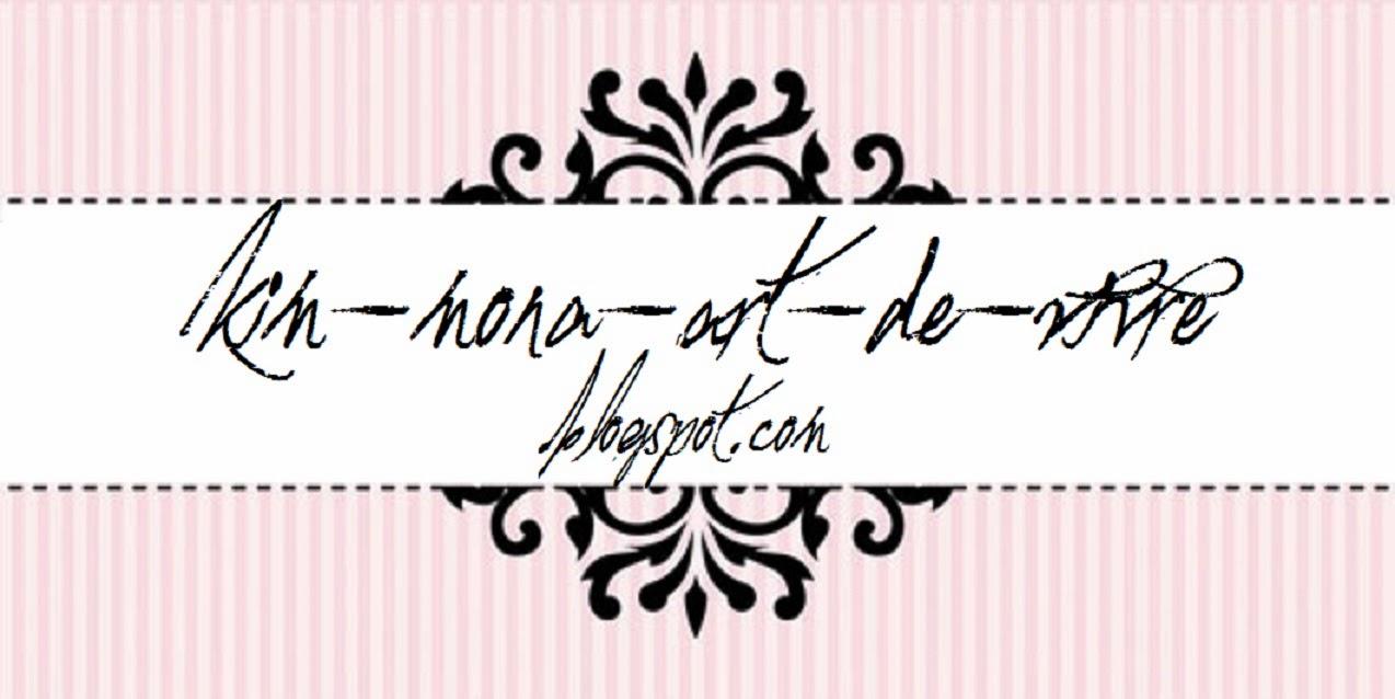 !!!~~~Kim~mona~~~Art~De~Vivre~~~!!!