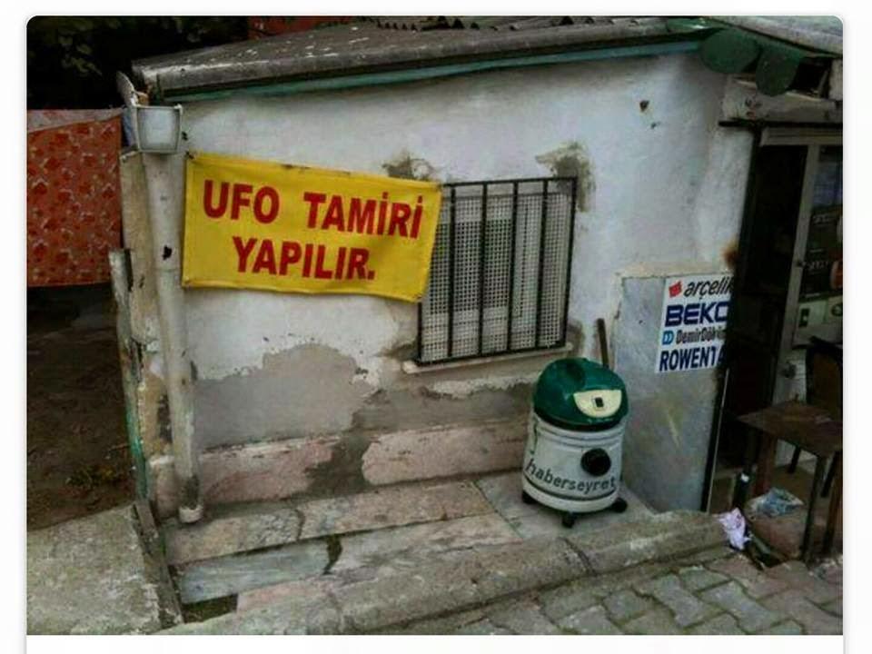 Ufo Tamiri Yapılır